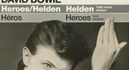David Bowie - Helden / Heroes